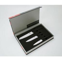фото Набор керамических ножей в подарочной коробке Mayer&Boch MB-20126