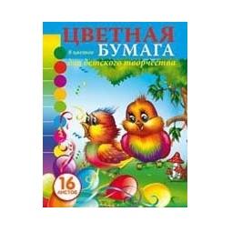 Купить Набор бумаги Бриз «Птички»