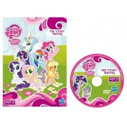 фото Набор игровой для девочек Hasbro Пони с DVD