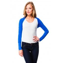 фото Болеро Mondigo 015. Цвет: синий. Размер одежды: 46