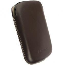 фото Чехол Krusell Donso Mobile Pouch. Цвет: коричневый
