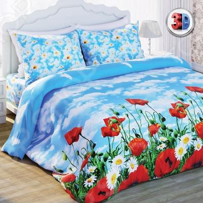 Zakazat.ru: Комплект постельного белья Любимый дом Солнечный мак. 2-спальный