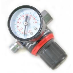 фото Регулятор давления с манометром Prorab 8062