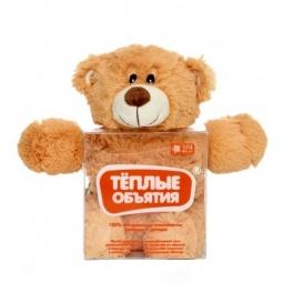 Купить Игрушка-грелка Тёплые объятия «Медведь»