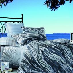 фото Комплект постельного белья с эффектом 3D Buenas Noches Volna. 2-спальный
