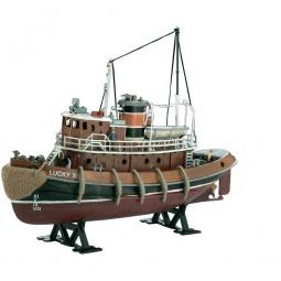 Купить Сборная модель портового буксира Revell Harbour Tug Boat