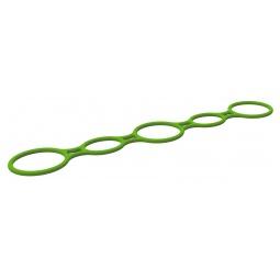 Купить Эспандер для мышц груди и спины Lite Weights «Мульти-кольцо» 0842LW