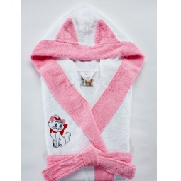 Купить Халат детский с капюшоном Непоседа «Кошка-мурлыка»