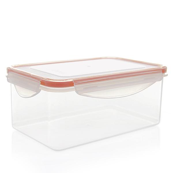 Контейнер для хранения Delimano ExpertАксессуары<br>Контейнер для хранения Delimano Expert продлит срок годности ваших продуктов в холодильнике или безопасно транспортирует ваш обед в офис. Полностью герметичный контейнер подходит для разогрева и заморозки. Чем хорош контейнер Delimano Expert  Стильный контейнер  100 герметичность ваши продукты хранятся намного дольше  Контейнер подходит как для разогрева в микроволновке, так и для заморозки  Температурный диапазон от -20 до 120 градусов  Поможет вам правильно питаться в офисе  Продлевает срок годности продуктов  Контейнер можно мыть в посудомоечной машине Знакомая ситуация: вы работаете в офисе или в любом другом месте, где негде поесть именно то, что вы любите, а именно вкусную домашнюю еду. Или же вне дома вы хотите употреблять только определённые продукты в связи с лечебной диетой, либо правильным питанием и здоровым образом жизни. Окрестные столовые и кафе с бизнес-ланчем вряд ли помогут вам в этом направлении. Но всё просто в контейнере Delimano Expert вы легко возьмёте с собой обед, полдник и даже десерт! Именно ту еду, которая вам нужна, а не которую вам навязывает рабочая обстановка. Контейнер также поможет вам и на домашней кухне, в нем вы можете хранить:  готовые блюда;  колбасные изделия;  сыр;  творог и другие скоропортящиеся продукты. Контейнер настолько герметичен, что позволяют вам увеличить сроки хранения продуктов в несколько раз, препятствует развитию микробов и плесневых грибов. Герметичность создается при помощи прочного закрытия крышек.<br>