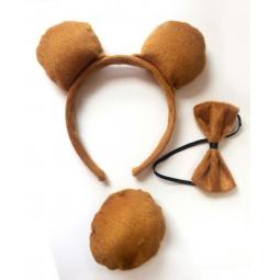 фото Набор для карнавала Феникс-Презент 38762 «Медвежонок»