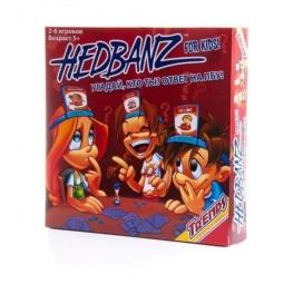 Купить Игра настольная Hedbanz «Угадай, кто ты? Ответ на лбу!»