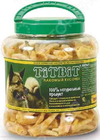 Лакомство для собак TiTBiT 9229 «Лапки куриные»