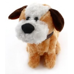 фото Игрушка интерактивная мягкая Fluffy Family «Собака Антошка»
