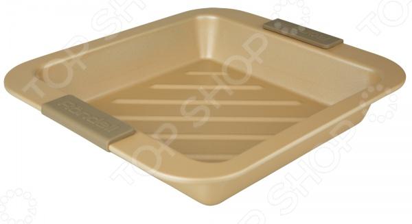 Посуда для запекания керамическая Rondell RDF-416 посуда для запекания квадратная с решеткой rondell 416rdf