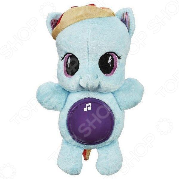 Мягкая игрушка Hasbro «Рейнбоу Деш»