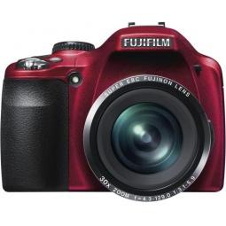 фото Фотокамера цифровая Fujifilm FinePix SL300. Цвет: красный