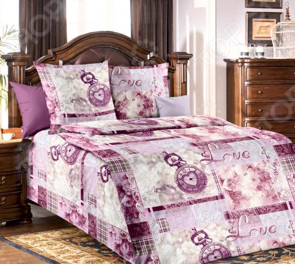 Комплект постельного белья ТексДизайн «Винтаж» комплект постельного белья тексдизайн эдгар