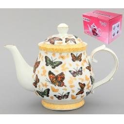 Купить Чайник заварочный Elan Gallery «Бабочки»