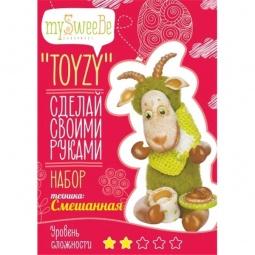 Купить Набор для изготовления мягкой игрушки mySweeBe «Козочка»