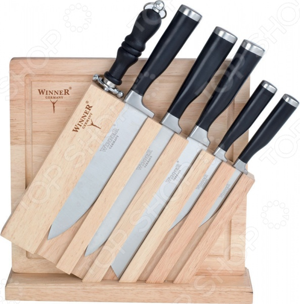 Набор ножей Winner WR-7328 6 предметов нержавеющая сталь