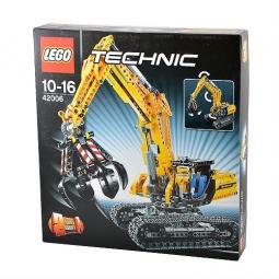фото Конструктор LEGO Экскаватор 70819
