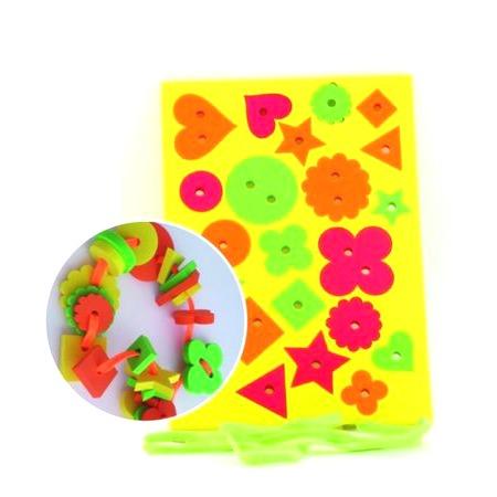 Купить Игра развивающая для малыша El Basco «Шнуровка. Сложные фигуры»