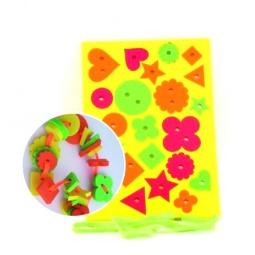 фото Игра развивающая для малыша El Basco «Шнуровка. Сложные фигуры»