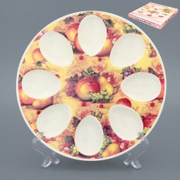 Купить Менажница для яиц Elan Gallery «Натюрморт»