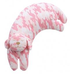 фото Подушка-игрушка Angel Dear Щенок. Цвет: розовый