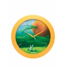 Купить Часы настенные Mitya Veselkov «Заяц и морковка»
