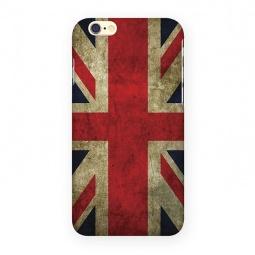 фото Чехол для iPhone 6 Mitya Veselkov «Потертый британский флаг»