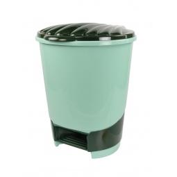 фото Контейнер для мусора Альтернатива. Цвет: зеленый