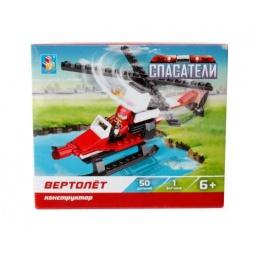 Купить Конструктор игровой 1 Toy «Спасатели. Вертолет»