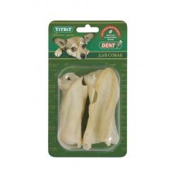 фото Лакомство для собак TiTBiT 7053 «Ухо баранье Б2-XL»