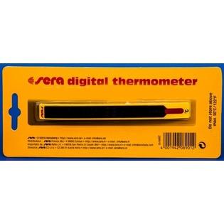 Купить Термометр для аквариума Sera Digital жидкокристаллический