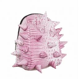 фото Сумка - термо ланч бокс MadPax Gator Nibblers. Цвет: перламутрово-розовый