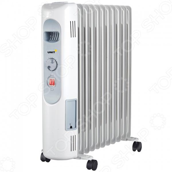 Радиатор масляный Unit UOR-123