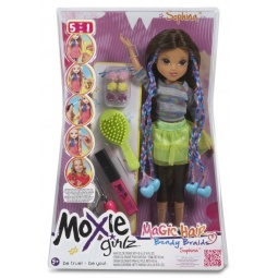 фото Кукла Moxie Стильная укладка, Софина 71675