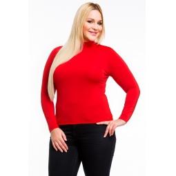 фото Водолазка Mondigo XL 264. Цвет: красный. Размер одежды: 50