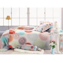 фото Комплект постельного белья Tiffany's Secret «Акварель». Семейный. Размер наволочки: 70х70 см — 2 шт.