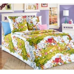 Купить Комплект постельного белья ТексДизайн «Лесная опушка». 1,5-спальный