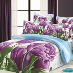 фото Комплект постельного белья с эффектом 3D Buenas Noches Vesna. 2-спальный