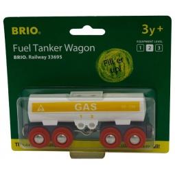 Вагон-цистерна Brio 33695 - купить по цене 791 руб. в ...: http://www.top-shop.ru/product/449943-brio-33695/