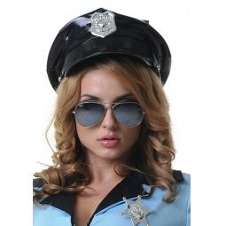 фото Головной убор маскарадный Accessories «Фуражка полицейского»