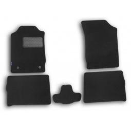 Комплект ковриков в салон автомобиля Novline-Autofamily Ford Fiesta 3D 2008-2011 - фото 10