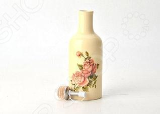 Бутылка для масла Loraine LR-21686 «Розы» масленка loraine lr 22444 розы в ассортименте