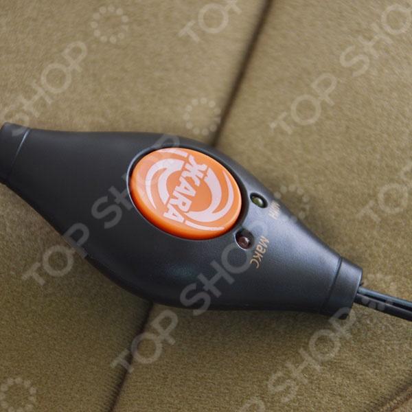 Накидка на сиденья с подогревом и терморегулятором Autoprofi HOT-650 «ЖАRA» - фото 2