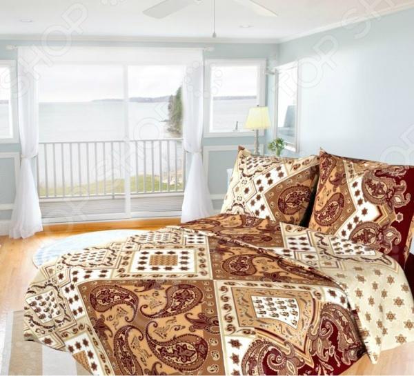 Комплект постельного белья Олеся «Восток». 1,5-спальный