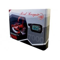 фото Автосигнализация Red Scorpio 7000