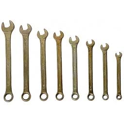 фото Набор ключей комбинированных Stayer «Техно» 27090-H8